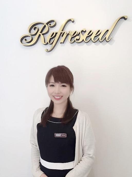 与座 恵利香 -Yoza Erika-